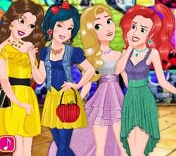 Модные Принцессы Диснея