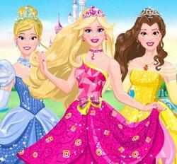 Барби Принцесса Диснея