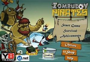 Зомби против пиратов