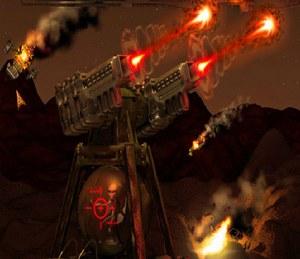 Последняя башня на Марсе