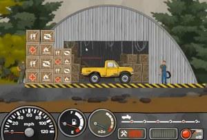 Перевозка грузов в апокалипсис
