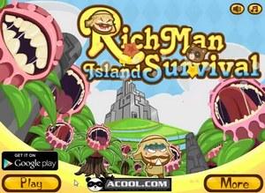 Выживание богача на острове