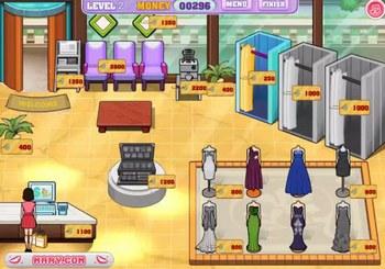23963180a36 Магазин модной одежды играть онлайн бесплатно - Игры магазин