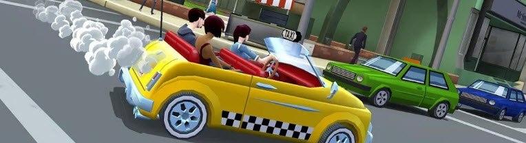 Игры Такси